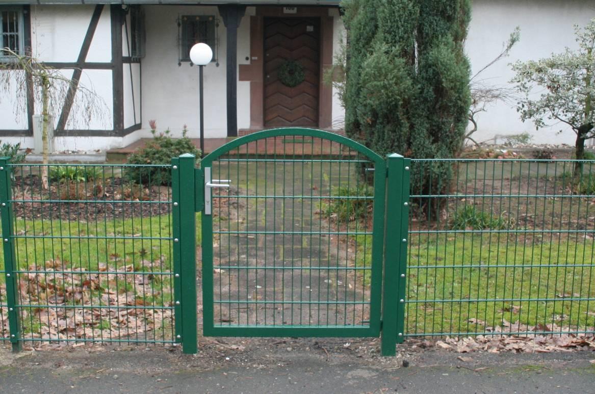 Türen und Tore Schiebetore Gitterzaun Zaunmontage NRW